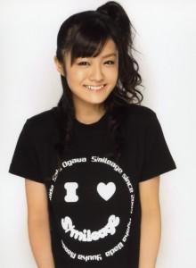 Ogawa Saki from Smileage as Sailor Pluto