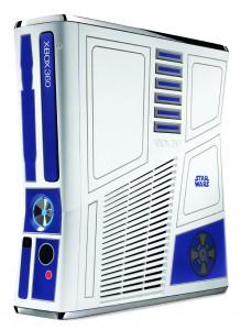 R2D2 themed XBox 360