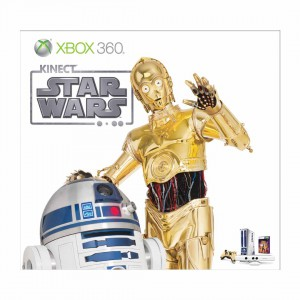 Star Wars Droids  themed XBox 360 Kinect Bundle