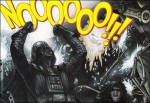 Darth Vader screaming No - Star Wars Episode III - Rise of the Sith