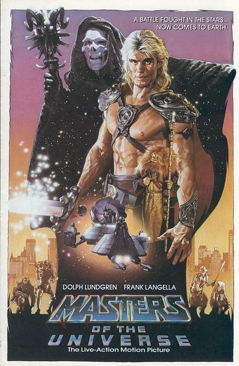 Master Universe Movie Masters of The Universe is an
