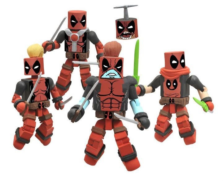 ... on the Deadpool Corps for New York Comic Con 2011. From the write-up