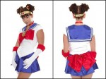 Hot Topic Sailor Moon costume preview from their website