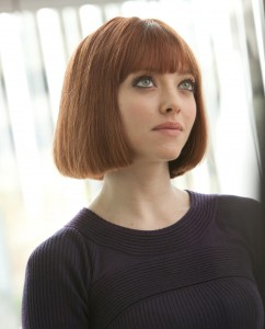 """In Time"" - Amanda Seyfried plays one of the many 25 year olds in the film"