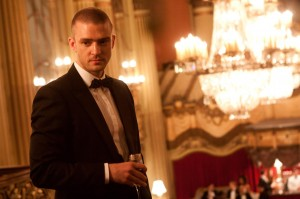 """In Time"" Justin Timberlake is a rich guy playing a poor guy pretending to be a rich guy - Will Salas"