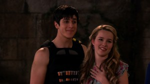 Wizards of Waverly Place - Justin and Juliet - David Henrie and Bridgit Mendler