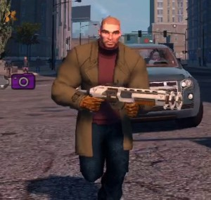 Alec Mason based character in Saints Row The Third