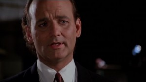 "Bill Murray drops the original ""Cool Story Bro"" with ""Beautiful story.  Tell Reader's Digest, will ya?"" in Scrooged"