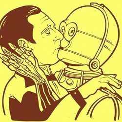 Data kissing C3P0