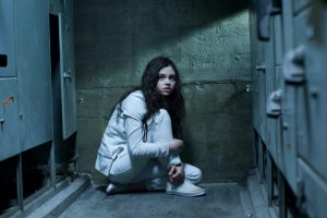 India Eisley as Eve in Underworld Awakening