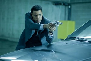 Michael Ealy as Detective Sebastian in Underworld Awakening