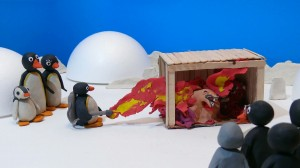 Pingu's The Thing - Remake of John Carpenter's The Thing