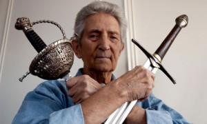 Sword Master Bob Anderson