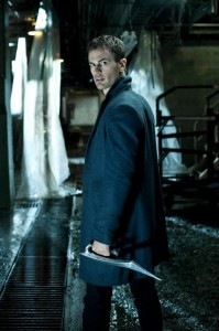 Theo James as David in Underworld Awakening