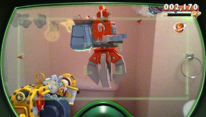 PlayStation Vita - Little Deviants - Shooting robots in my bathroom