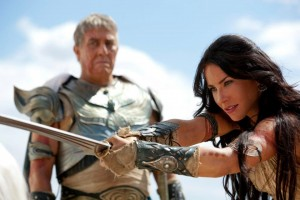 Lynn Collins as Dejah Thoris