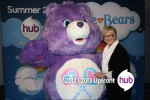 "The Hub President and CEO Margaret Loesch and Share Bear announce ""Care Bears: Welcome to Care-a-Lot"""