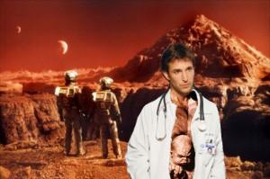 Noah Wyle is John Carter of Mars