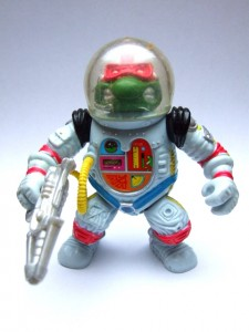 Teenage Mutant Ninja Turtles - Raph The Space Cadet