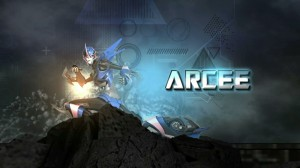 Transformers Prime The Game - Arcee