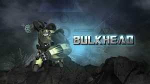 Transformers Prime The Game - Bulkhead