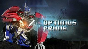 Transformers Prime The Game - Optimus Prime