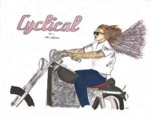 Cyclical comic by Shia LaBeouf