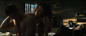 Total Recall - Collin Farrell and Kate Beckinsale