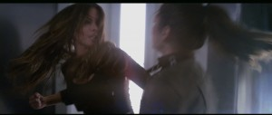 Total Recall - Kate Beckinsale vs. Jessica Biel cat fight... 'nuff said