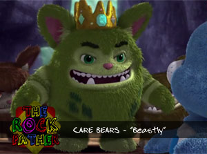 Beastly will appear in Care Bears: Welcome to Care-A-Lot
