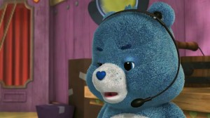 Care Bears: Welcome to Care-A-Lot - Grumpy Bear