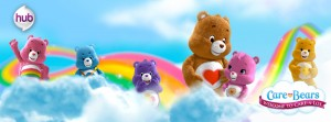 Care Bears Welcome to Care-A-Lot  Wallpaper