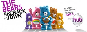 Care Bears Welcome to Care-A-Lot  Wallpaper - The Bears Are Back In Town