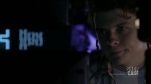 "Continuum ""A Stitch in Time"" - Eric Knudsen as young Alec Sadler"