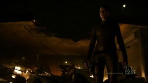 """Continuum """"A Stitch in Time"""" - Rachel Nichols as Kiera Cameron"""