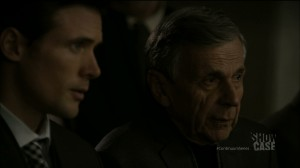 "Continuum ""A Stitch in Time"" - William Davis as old Alec Sadler"