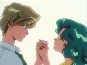 Sailor Moon episode 110 - Haruka and Michiru
