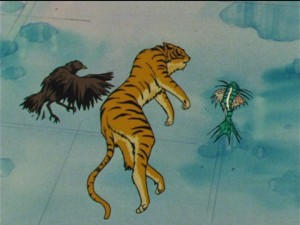 Sailor Moon episode 149  - Hawk's Eye is a Hawk, Tiger's Eye is a Tiger and Fish Eye is a Fish