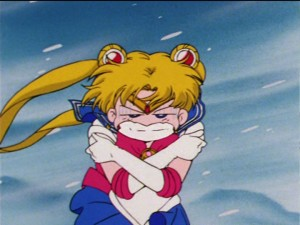 Sailor Moon episode 45 - It's cold in the North Pole