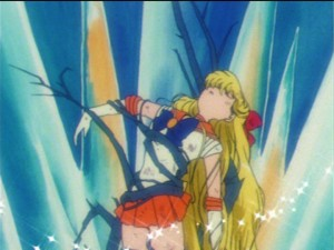 Sailor Moon episode 45 - Sailor Venus Dies