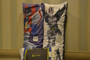 Starscream Body Pillows at Botcon 2012