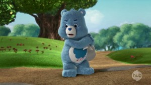Care Bears Welcome to Care-a-Lot - Compassion -- Not! - Grumpy Bear
