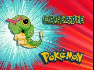 It's Caterpie