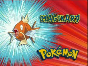 It's Magikarp