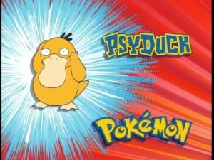It's Psyduck