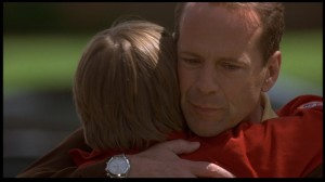 Bruce Willis in Disney's The Kid