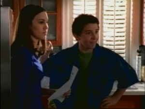 Even Stevens - Christy Romano as Ren Stevens and Shia LaBeouf as Louis Stevens