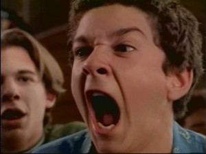 Even Stevens - Shia LaBeouf being silly as Louis Stevens