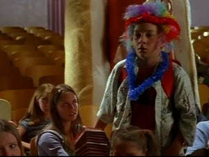 Even Stevens - Shia LaBeouf dressed as a clown
