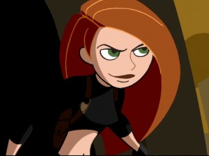 Kim Possible - Christy Romano as Kim Possible